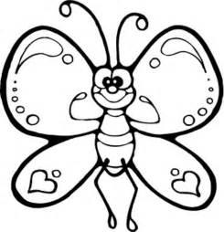 Esto es debido a que los dibujos de mariposas infantiles pueden ser
