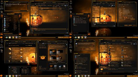 halloween themes for windows windows 8 1 theme halloween update by tono3022 on deviantart