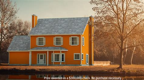 Free House Sweepstakes - the voya orange house sweepstakes
