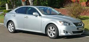 Lexus Is250 2005 File 2005 2008 Lexus Is 250 Gse20r Sedan 05 Jpg