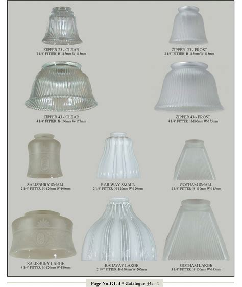hton bay l shade replacements replacement glass light shades for ceiling lights hton
