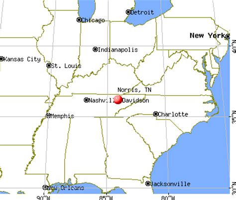 norris, tennessee (tn 37828) profile: population, maps