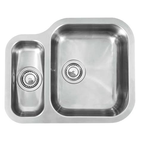 1 5 bowl kitchen sink reginox alaska 1 5 bowl kitchen sink sinks taps