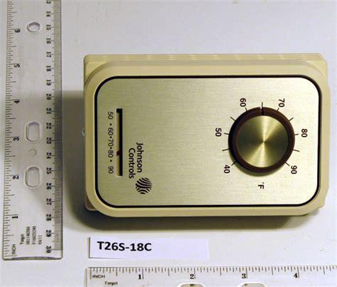 in stock johnson controls t26s 18c 120 208 240 277v spdt