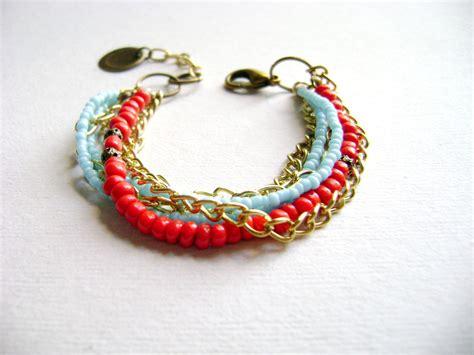 style bohemian stacking bracelet boho chic