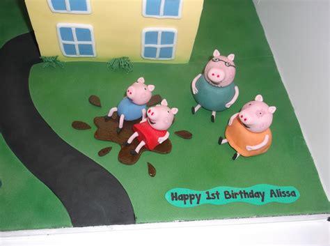 peppa pig house peppa pig house cakecentral com