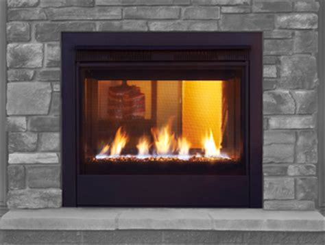 used gas fireplace twilight modern indoor outdoor gas fireplace heat glo