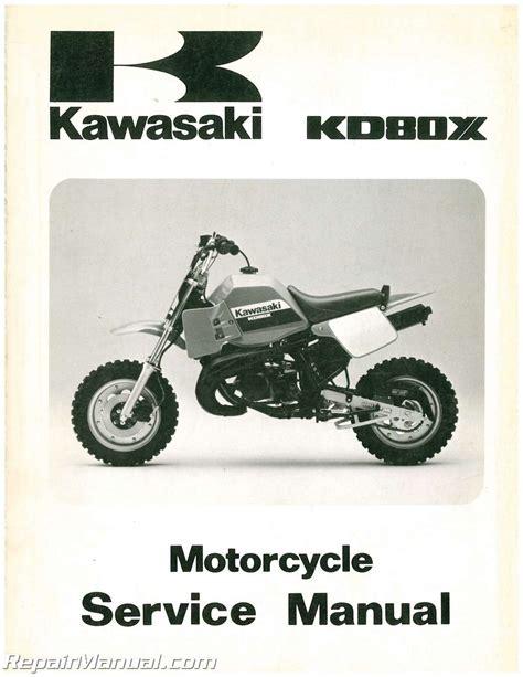 Kawasaki Service Manuals by Kawasaki Kz650 Service Manual