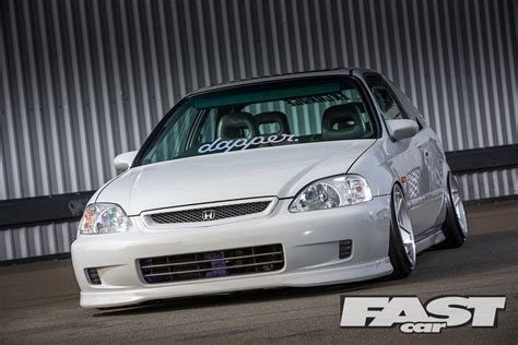honda civic modified modified honda civic ek fast car