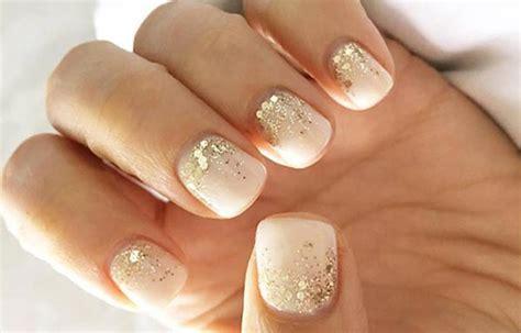 imagenes de uñas en negro con dorado u 241 as decoradas de color crema u 241 asdecoradas club