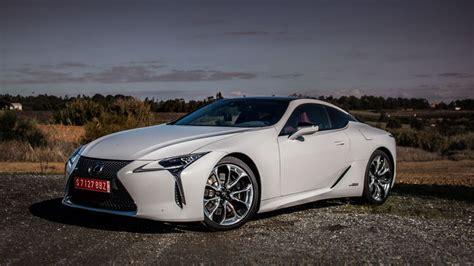lexus lc   flagship coupe   looker  bona