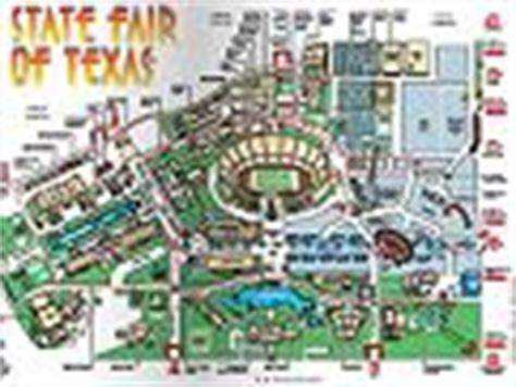 state fair of texas map 2017 texas state fair concert lineup dates schedule