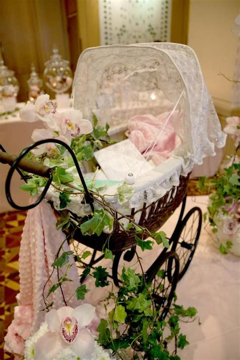 Pin By Beverly Wong On Work Ideas Pinterest Vintage Baby Shower Centerpieces