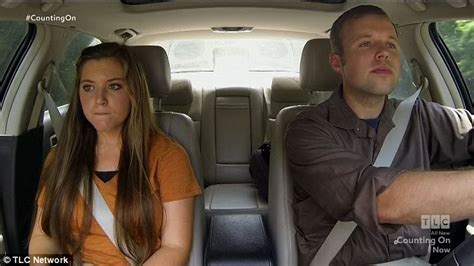 car ride to airport jim bob duggar enforces courtship for jinger and