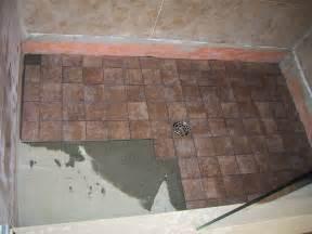 shower floor tile casual cottage