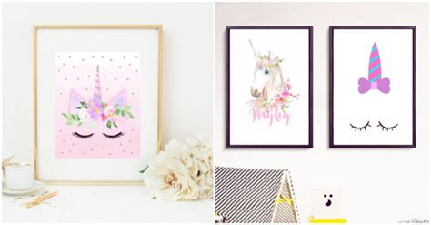 como decorar un pastel de unicornio en casa c 243 mo decorar tu cuarto con bellos unicornios yo amo los