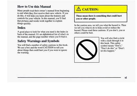 1998 cadillac deville owners manual 1998 cadillac deville owners manual