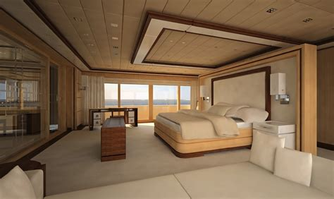 Japan Interior Design superyacht pro golden 750 yacht by proteksan turquoise