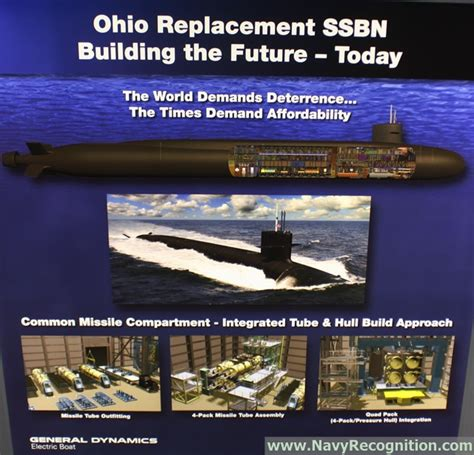 general dynamics electric boat website gdeb receives u s navy contract for ohio replacement ssbn