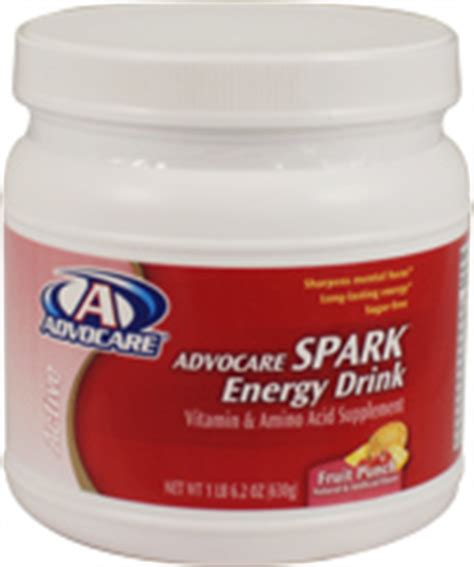 energy drink like spark advocare weight management sport s performance skin care