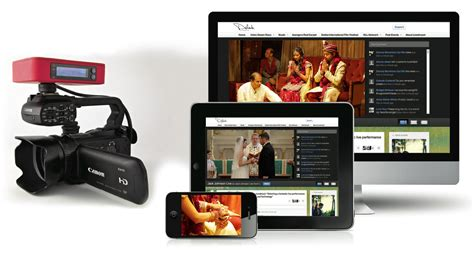 broadcast web live wedding indianapolis delack media