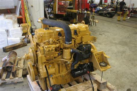 engines heavy equipment parts