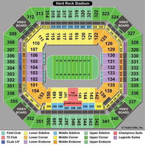 miami dolphins seat view miami dolphins interactive seating chart brokeasshome