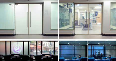 smart glass smart glass flip a switch to make opaque turn transparent urbanist