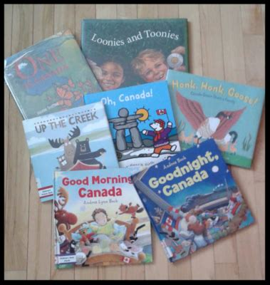 learn canadian books canada reading writing