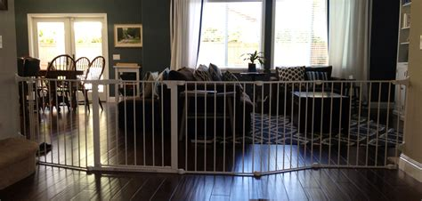 wide gates 93 wide baby gate with door carlson wide walk through gate with pet