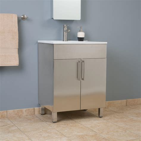 Metal Bathroom Cabinet Bathroom Vanities And Vanity Cabinets Signature Hardware