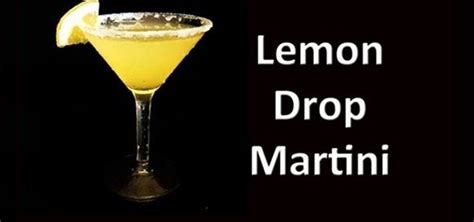 lemon drop martini mix how to make a lemon drop martini 171 vodka