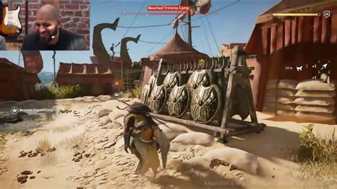 Kaset Ps4 Assassin S Creed Origins Assassin S Creed Origins 45 Minutes Gameplay Demo Ps4 Xbox