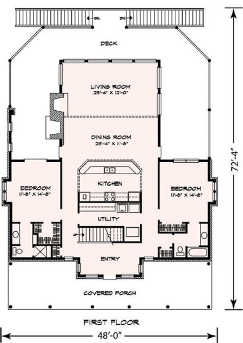 59 awesome empty nester home plans house floor plans house floor empty nester floor plans ahscgs com
