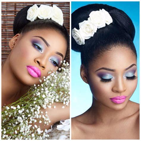 Trending Wedding Hairstyle In Naija | trending wedding hairstyle in naija nigeria hair styles
