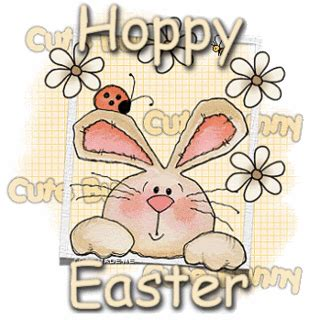 cute easter bunny.gif gif by susannyskoshjc | photobucket
