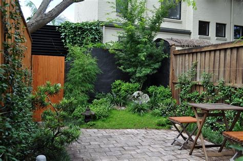 courtyard garden design japanese courtyard garden inner west sydney landscapers