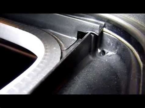 2009 chevy silverado moon roof drain how to fix a leaking sunroof