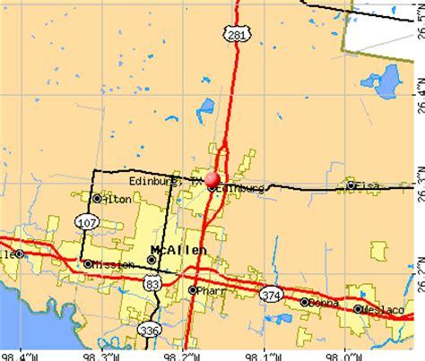 edinburg texas map edinburg texas tx 78504 78539 profile population maps real estate averages homes