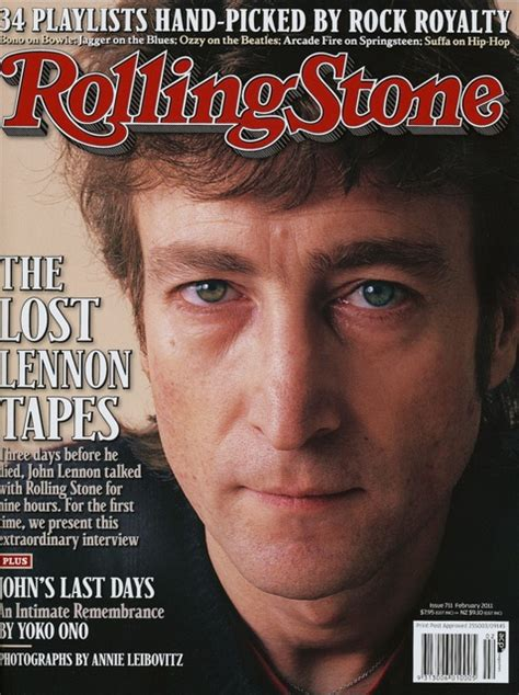 john lennon biography rolling stone john lennon death newspaper article