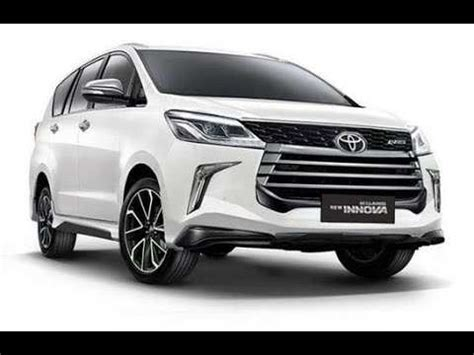 toyota innova crysta 2020 toyota innova crysta 2020 review redesign engine and