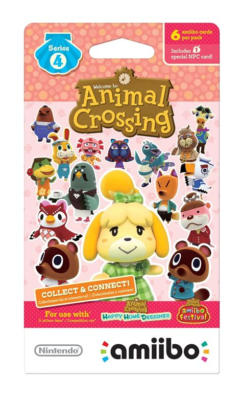Amazon Canada Gift Card - pre orders for the animal crossing series 4 amiibo cards up on amazon canada