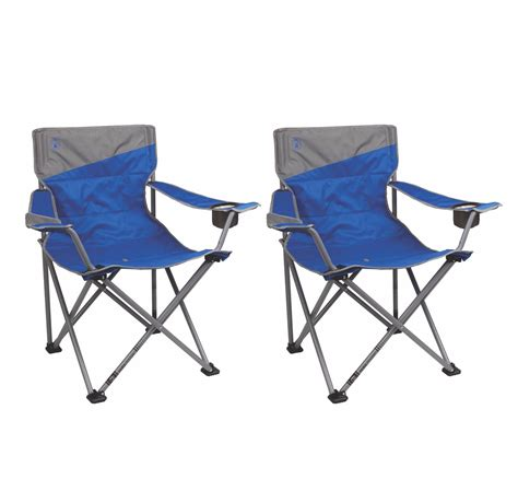 big folding chair 2 coleman cing outdoor folding big n