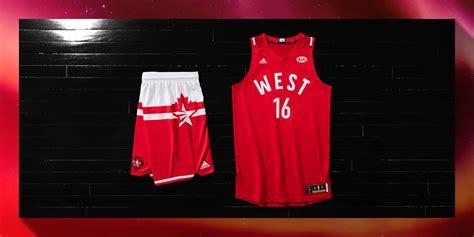 jersey design nba 2016 nba 2016 all star uniforms jerseys toronto sneaker bar
