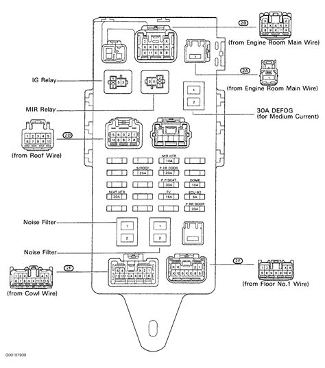 2000 lexus gs300 fuse box jvc car cd player wiring diagram