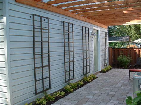 Aluminum Trellis Garden Metalwork Lasting Trellis