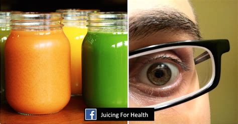 My Eyesight Improved After Detox by Foods To Improve Eyesight What Kevin Juiced For His 3
