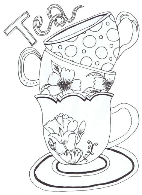 B 52 Coloring Pages by Teapot Print Coloring Pages For And For Adults