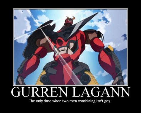 Gurren Lagann Memes - gurren lagann quotes quotesgram