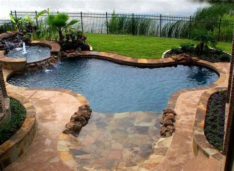backyard small pools best 25 walk in pool ideas on entrance